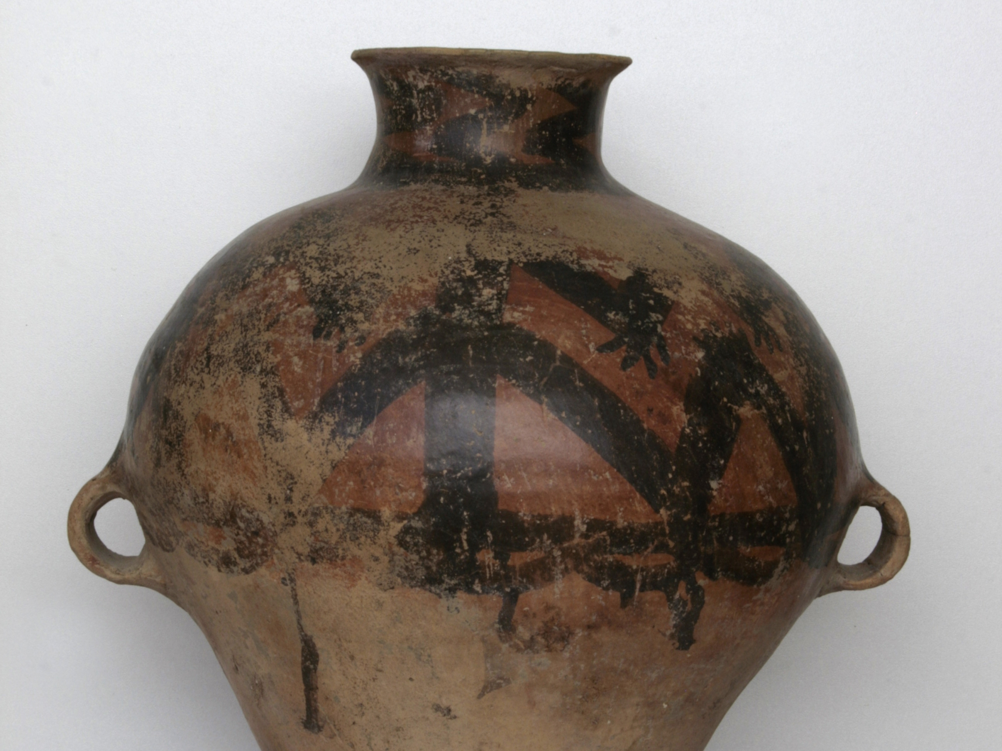 Yangshao culture storage jar collectingchineseceramics early chinese ceramics reviewsmspy