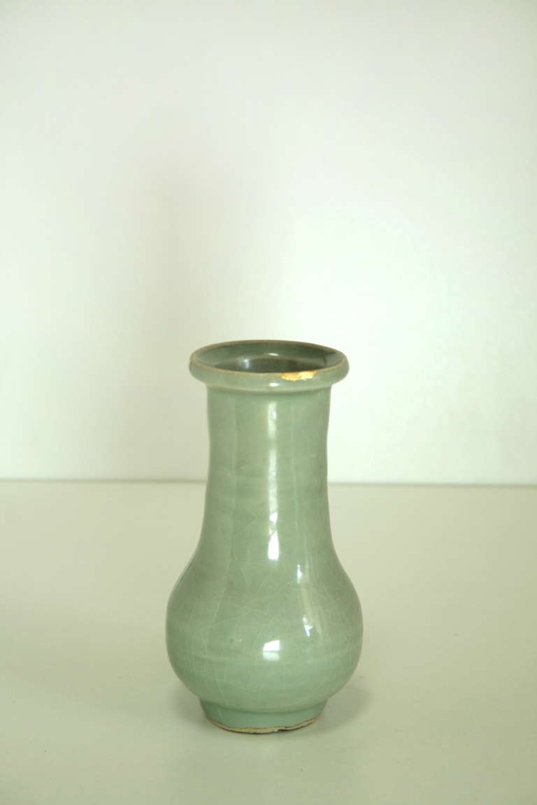 Southern Song Longquan bottle – collectingchineseceramics